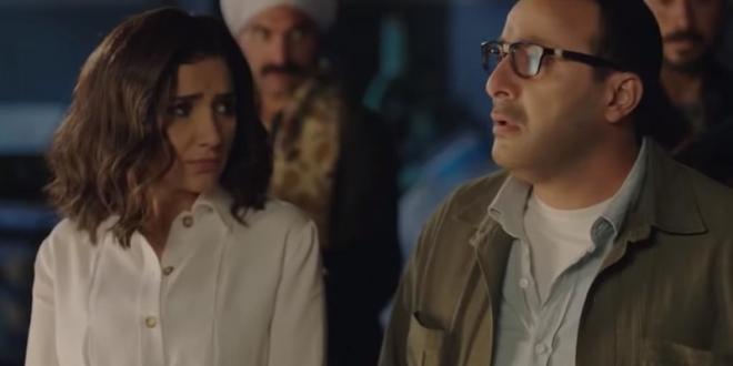 أحمد السقا ومي عمر