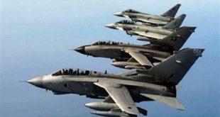 مقاتلات التحالف العربي تشن غارات جوية على مواقع حوثية وتسقط عشرات القتلى والجرحى