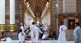 عبر 7720 موظف .. وكالة شؤون المسجد النبوي تقدم خدماتها لضيوف الرحمن في موسم الحج