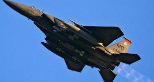 واشنطن تزود مقاتلات إف 15 بنوعية ذخائر جديدة لتأمين حركة النقل البحري في مضيق هرمز